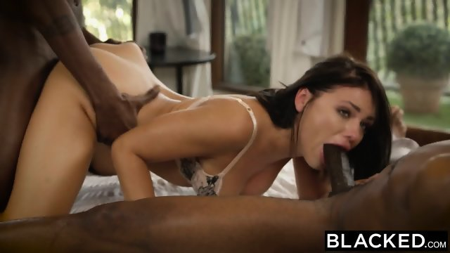 congratulate, hot some interracial fuck with yasmine and mya words... super