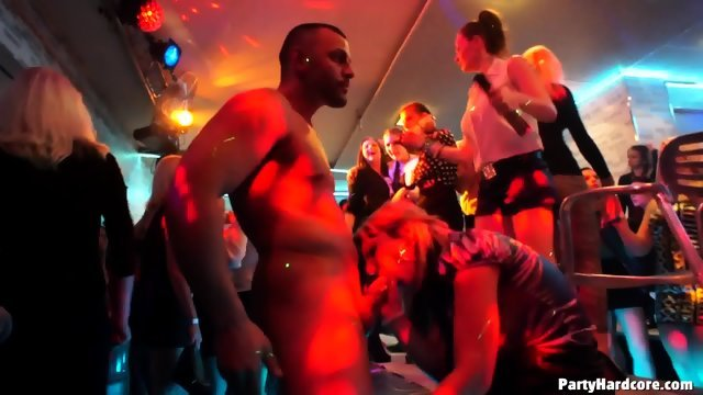 Party boys fucked available girls