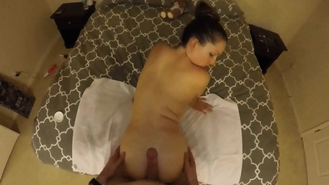 Sex wife filmed on Amateur camera
