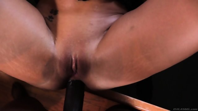 Sex with Mature blonde and black guy