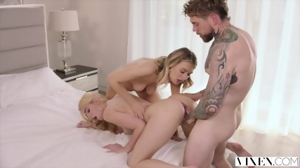 VIXEN - Kenna James & Natalia Starr And Her Boyfriend